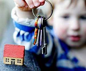 Ключи и ребенок