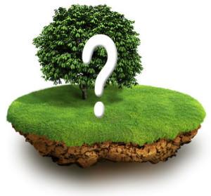 Земельный участок под вопросом
