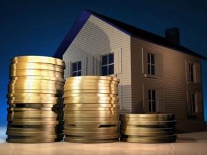 Монеты и дом