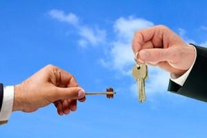Ключи в руках