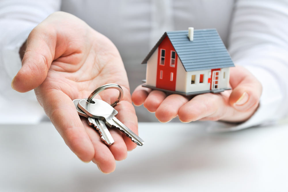 Ключи и домик