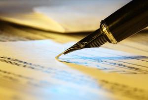 Регистрация договора