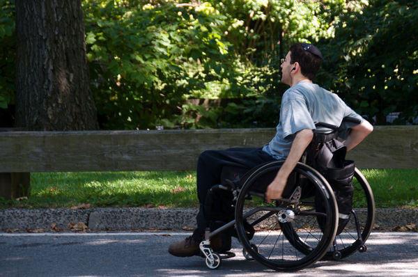 Права инвалидов на землю